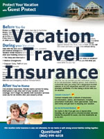 Vacation Travel Insurance